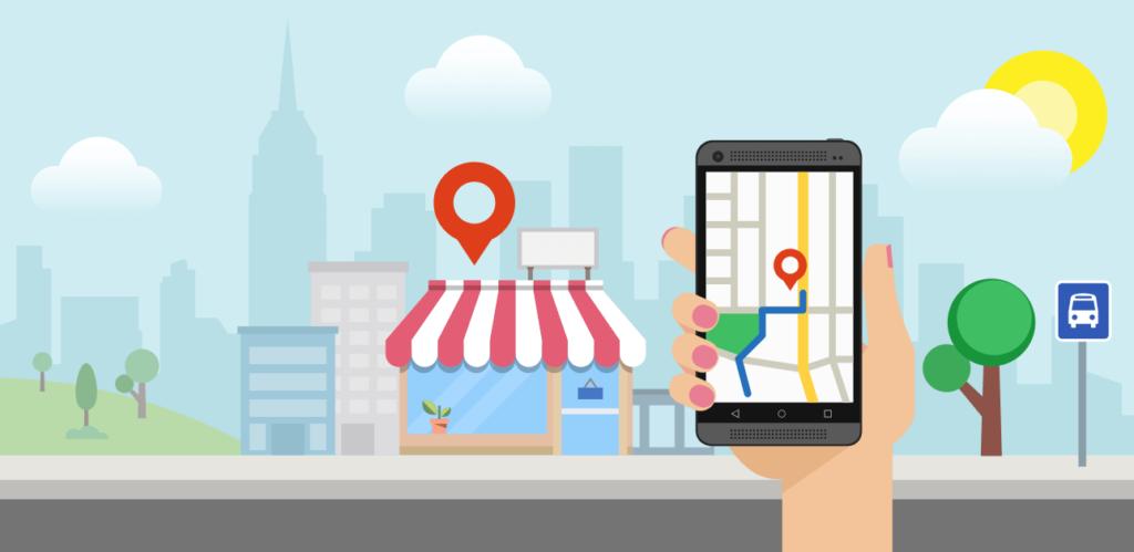 Google Maps dlya biznesa